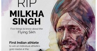 India Mourns 'Colossal' Loss as Legendary Sprinter, Milkha Singh, Loses Battle to COVID-19