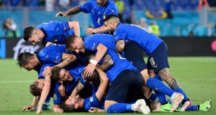 Italy impress again as Wales qualify for Euro 2020 last 16 despite defeat