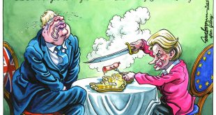 """EU agrees three-month ceasefire with UK in """"sausage war"""""""