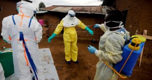 Three new cases of Ebola recorded in eastern Congo