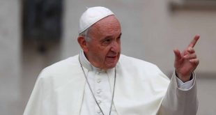 Pope Francis pledges to continue being a 'pest' in defense of the poor