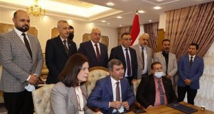 Iraq concludes a huge contract for solar energy
