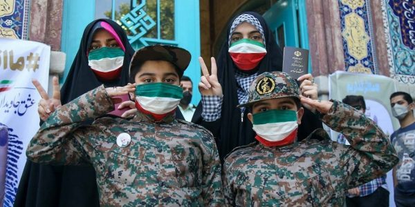 Voter enthusiasm at polling stations across Iran captured in Photos