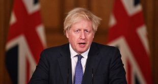 UK's PM Johnson in talks with US on COVID-19 travel corridor