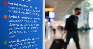 England to allow US, EU arrivals to skip quarantine if vaccinated starting August 2