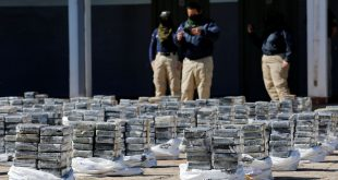 Paraguay: record cocaine stash found in a shipment of sugar