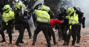 Report reveals illegal detention and torture in Colombia protests
