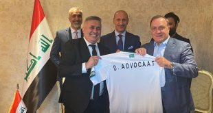 Advocaat's first statement after being named coach of the Lions