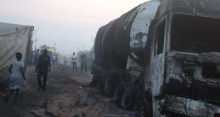 Dozens killed in fuel truck accident in DR Congo