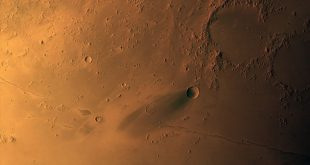 UAE's Hope Probe captures crystal-clear image of Mars' surface