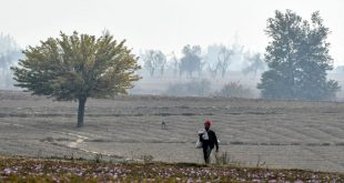 Farmers Feel Impact on Forefront of Climate Change