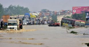 Death toll from Nepal floods, landslides tops 100 with dozens still missing